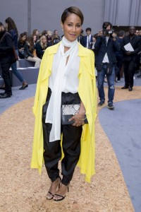 Jada Pinkett Smith attends  the Chloé Fashion Show