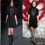 Jena Malone in Valentino at the Stand With the MockingJay Event