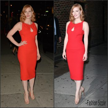jessica-chastain-the-late-show-with-tephen-colbert-in-new-york-city