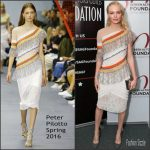 Kate Bosworth in Peter Pilotto at the 'Conversations' Series LA Screening