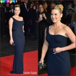 Kate Winslet In Alexander McQueen At – 'Steve Jobs' London Film Festival Closing Night Premiere