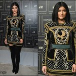 Kylie Jenner – BALMAIN X H&M Collection Launch in New York City