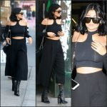 Kylie Jenner & Hailey Baldwin – Out in New York City