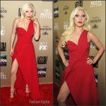 Lady Gaga  in Brandon  Maxwell – FX's 'American Horror Story: Hotel'  Los Angeles Screening