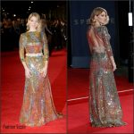 Lea Seydoux In Prada  At  'Spectre' London Premiere