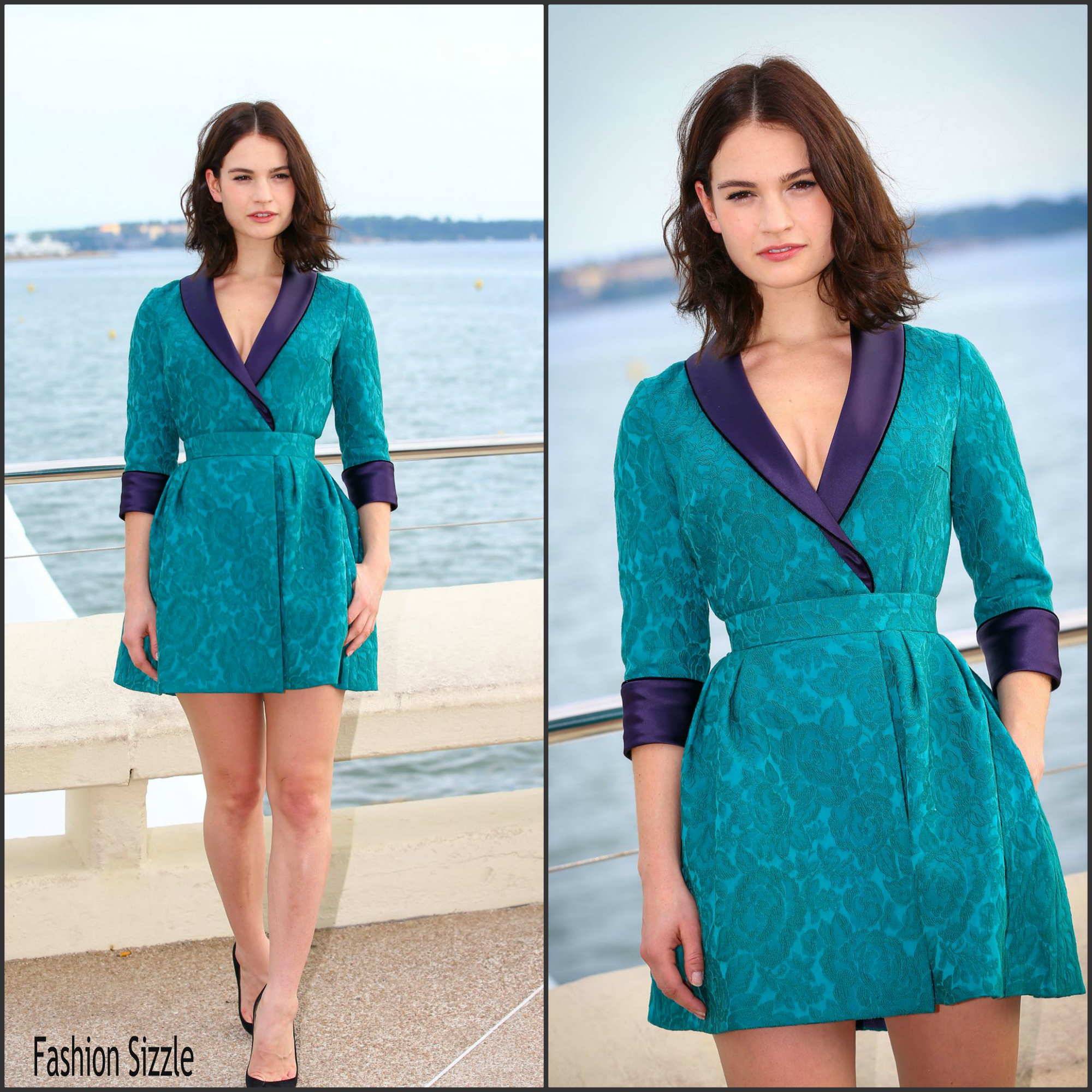 lily-james-in-ulyana-sergeenko-demmi-couture-at-war-and-peace-cannes-photocall