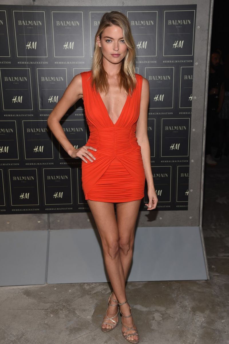 martha-hunt-balmain-x-h-m-collection-launch-in-new-york-city_2