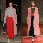 Miranda Kerr In Marni, Jonathan Simkhai – Out In Paris
