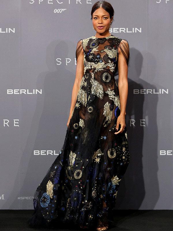 naomie-harris-'Spectre' German Photocall & Premiere