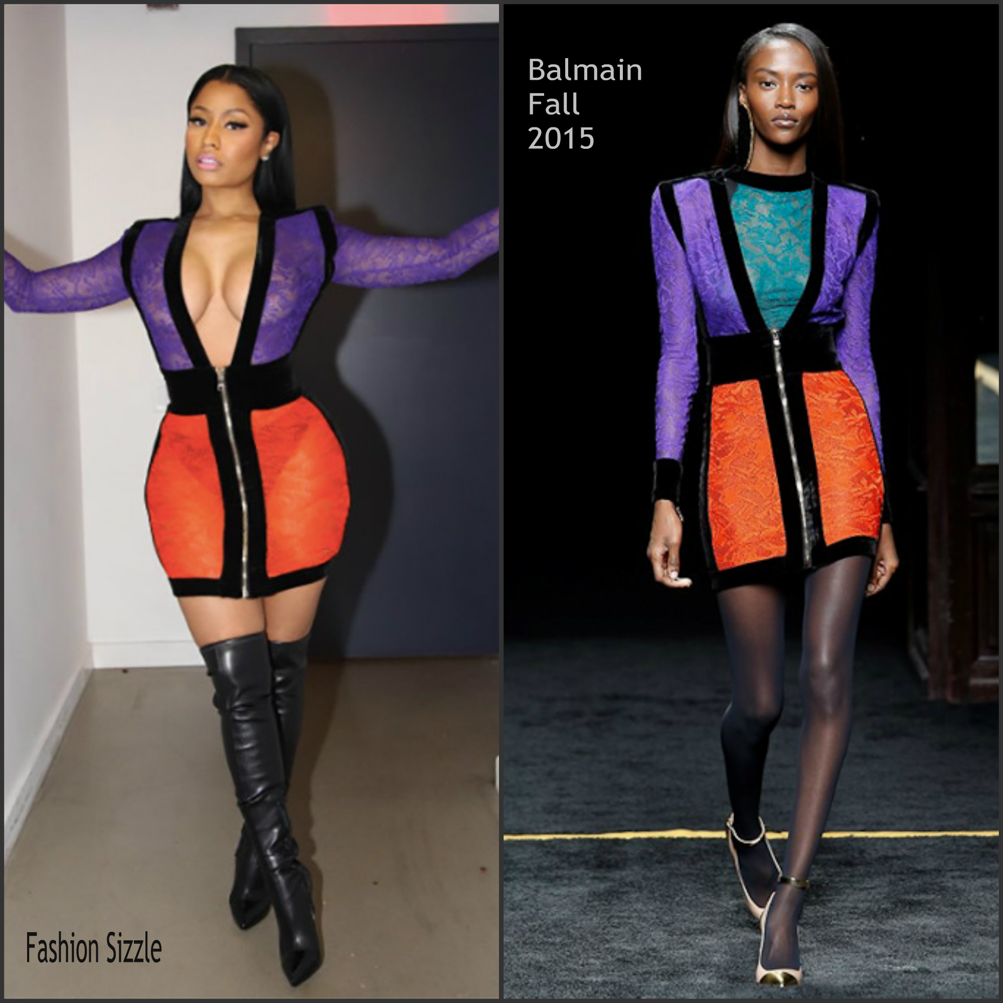 nicki-minaj-in-balmain-snl