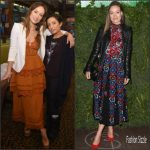 Olivia Wilde In Self-Portrait & Valentino – Savannah Film Festival & 10th Anniversary Lunchbox Fund Benefit Event