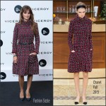 Penelope Cruz In Chanel At  Viceroy Headquarters