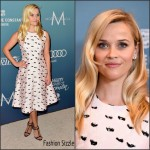 Reese Witherspoon  in Balenciaga Variety's Power Of Women Luncheon in Beverly Hills