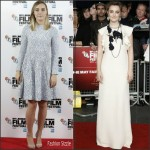 Saoirse Ronan at the 'Brooklyn' BFI London Film Festival