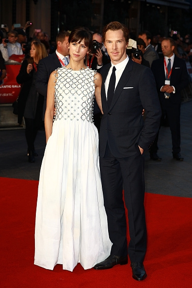 sophie-hunter-and-benedict-cumberbatch