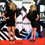 Tori Kelly in Lanvin – 2015 MTV EMA's
