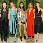 12th Annual CFDA/Vogue Fashion Fund Awards Red Carpet