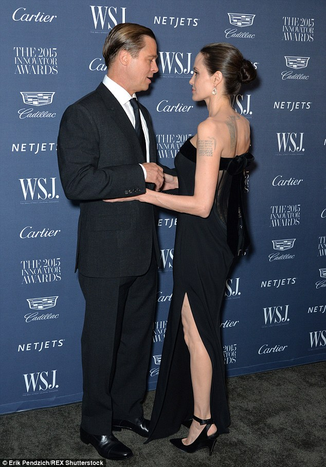 Brad-Pitt-Angelina-Jolie-WSJ-Innovator-Awards-2015