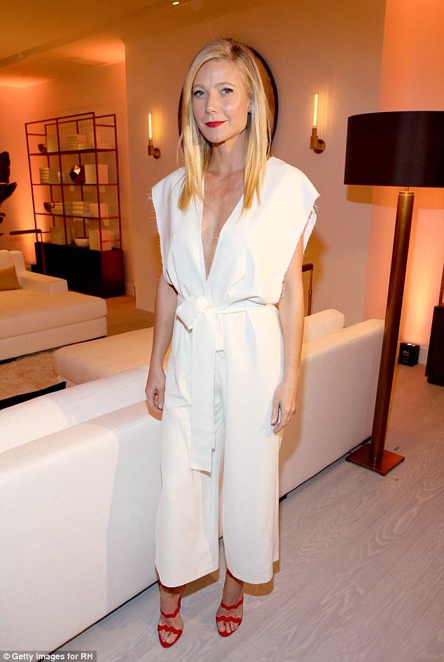 gwyneth-paltrow-in-lenny-niemeyer-RH-unveils-RH-unveils-RH-modern-gallery