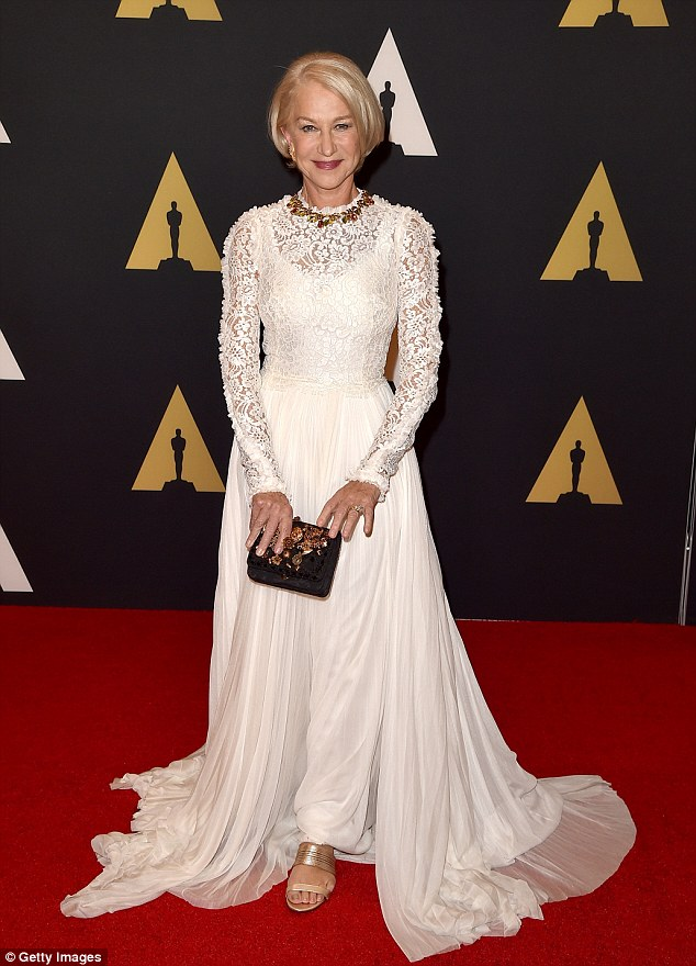 Helen -Mirren -Governors-Awards-2015-