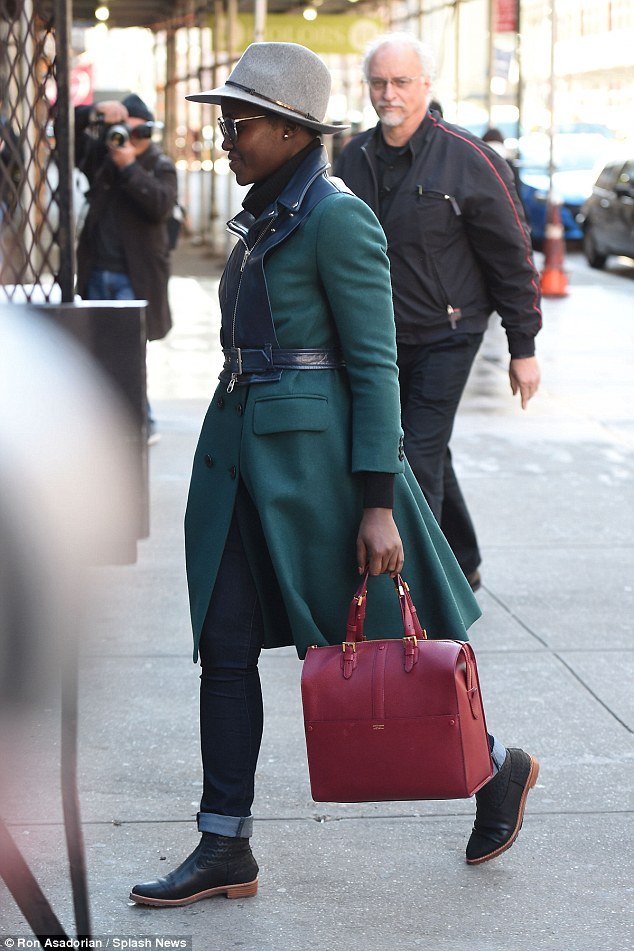 lupita-nyongo-spotted-at-public-theater-in-new-york-november-2015