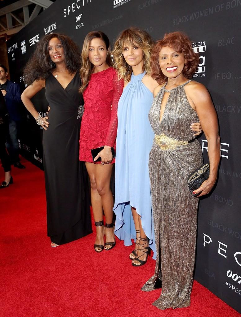 Black -Women- Of- Bond -Tribute