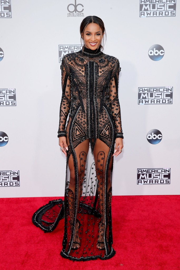 AMA-2015-red-carpet-ciara