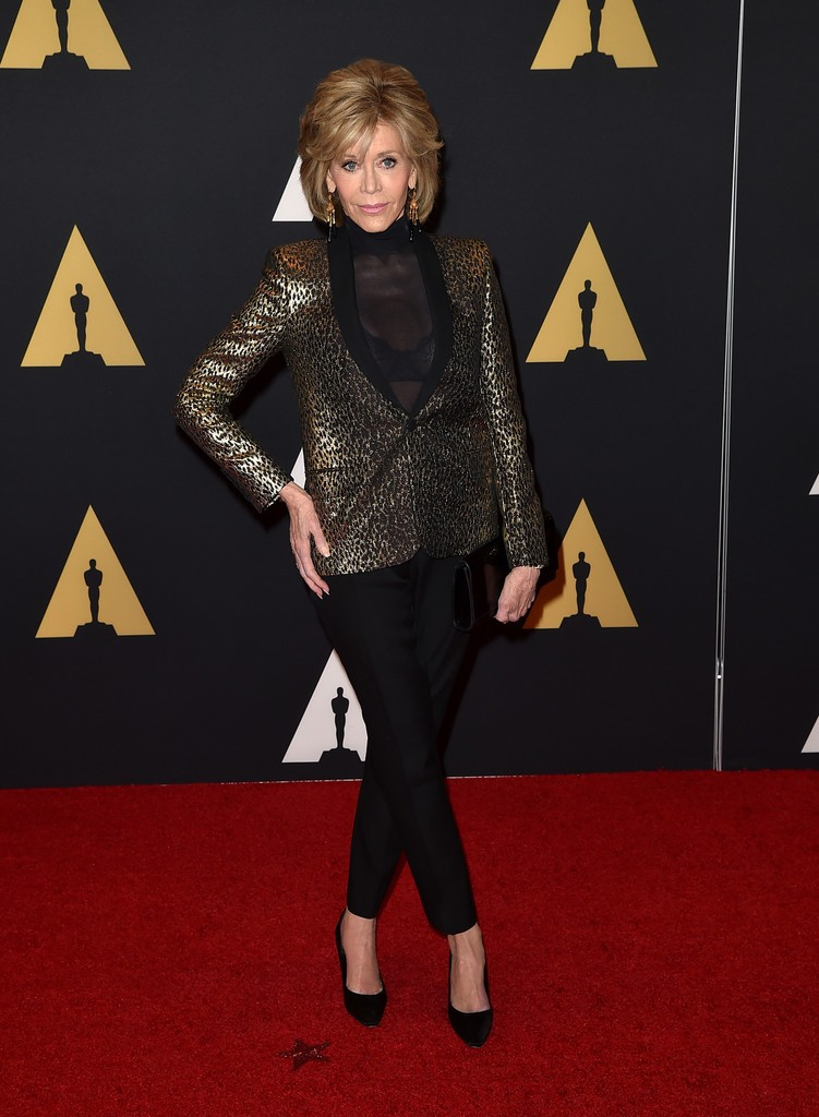 Academy-Motion-Picture-Arts-Sciences-7th-Annual-jane-fonda-saint-laurent