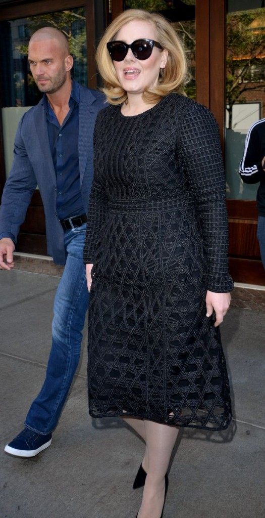 Adele-spotted in-new-york-november16
