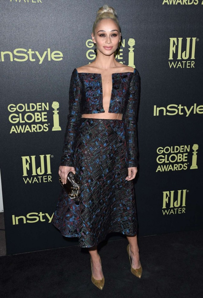 Cara-Santana--HFPA-And-InStyle-Celebrate-The-2016-Golden-Globe-Award-Season--02-662x971