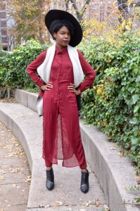 Fashion Sizzler Of The Day –  Keshia Waldron