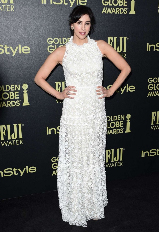 Sarah-Silverman--HFPA-And-InStyle-Celebrate-The-2016-Golden-Globe-Award-Season--03-662x963