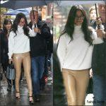 Selena   Gomez   spotted leaving the Victoria's Secret Fashion Show 2015 rehearsals