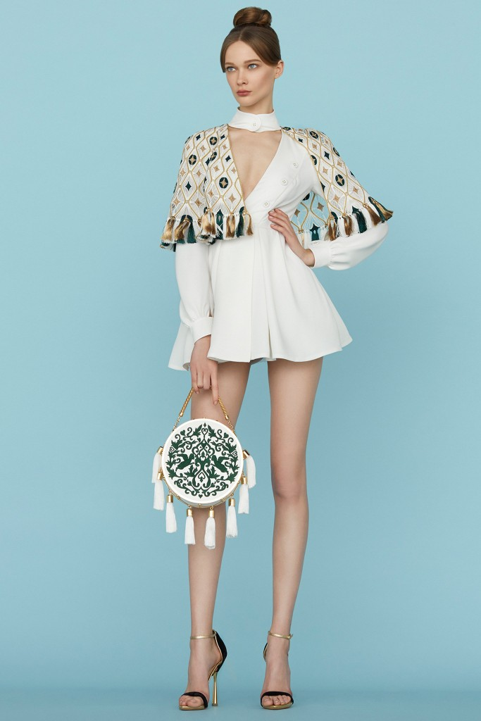 Ulyana -Sergeenko- Spring -2015 -Couture