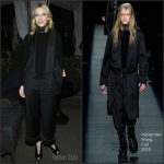 Cate Blanchett in Alexander Wang – Net-A-Porter's Hollywood Style Party