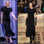 Cate Blanchett In  Antonio Marras -The Tonight Show Starring Jimmy Fallon