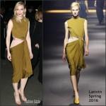 Cate Blanchett In Lanvin – 'Carol' New York Premiere