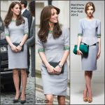 Catherine, Duchess of Cambridge In Matthew Williamson – Place2Be Headteacher Conference