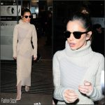 Cheryl Fernandez-Versini  spotted at  BBC Radio 1 in London, 11/24/2015