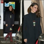 Cheryl Fernandez-Versini  In Suno – Leaving the X Factor Studios in London, 11/29/2015