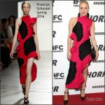 Chloe Sevigny In Proenza Schouler  At  '#Horror' New York Premiere
