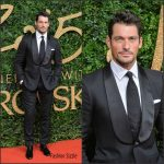 David Gandy  In Marks & Spencer -2015 British Fashion Awards