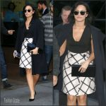 Demi Lovato – Arriving at the GMA Studios in New York City