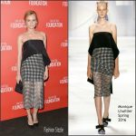Diane Kruger In Monique Lhuillier  At  Screen Actors Guild Foundation 30th Anniversary Celebration