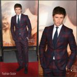 "Eddie Redmayne In Gucci  ""The Danish Girl"" LA  Premiere"