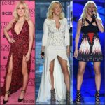 Ellie Goulding   at the  2015 Victoria's Secret Fashion Show
