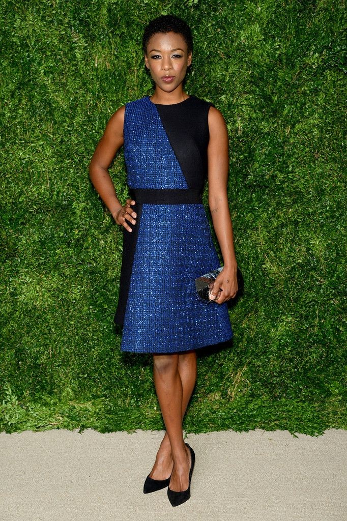 Samira- Wiley -12th-annual-cfda-vogue-fashion-fund-awards-redcarpet