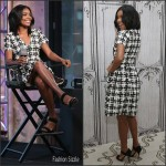 Gabrielle Union in Prabal Gurung – AOL BUILD event