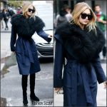 Gigi Hadid Streetstyle – New York City, November 2015