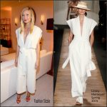 Gwyneth Paltrow In Lenny Niemeyer At RH Unveils RH Modern Gallery